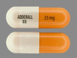 Adderall XR 25mg