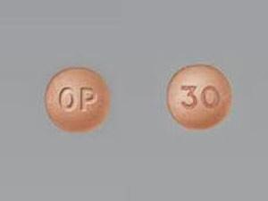 Oxycontin OP 30mg